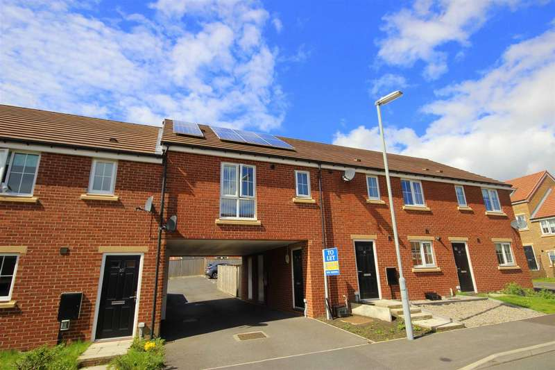2 Bedrooms Apartment Flat for rent in Church Square, The Leas, Brandon