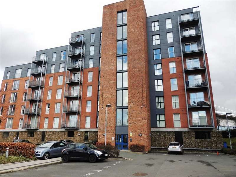 1 Bedroom Flat for sale in Stillwater Drive, Manchester, Manchester