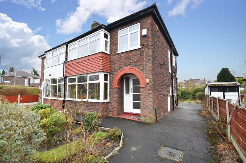3 Bedrooms Semi Detached House for sale in Ardern Road, Manchester, M8