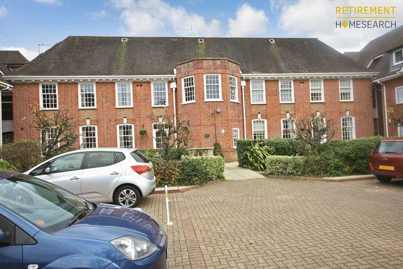 1 Bedroom Property for sale in Belvedere Court, Hoddesdon, EN11 8UX