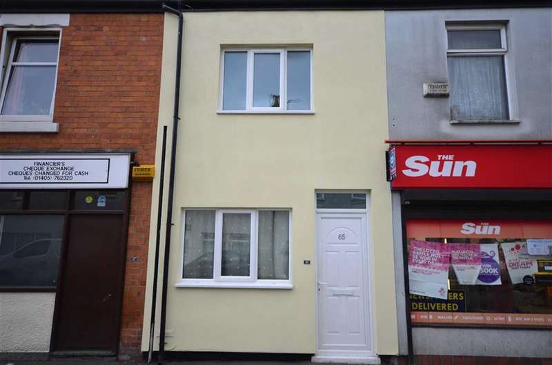 2 Bedrooms Property for sale in Carlisle Street, Goole, DN14