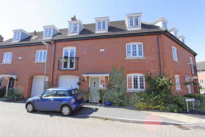 4 Bedrooms Terraced House for sale in Windle Drive, Bourne