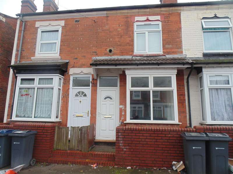 2 Bedrooms Terraced House for sale in Markby Road, Birmingham