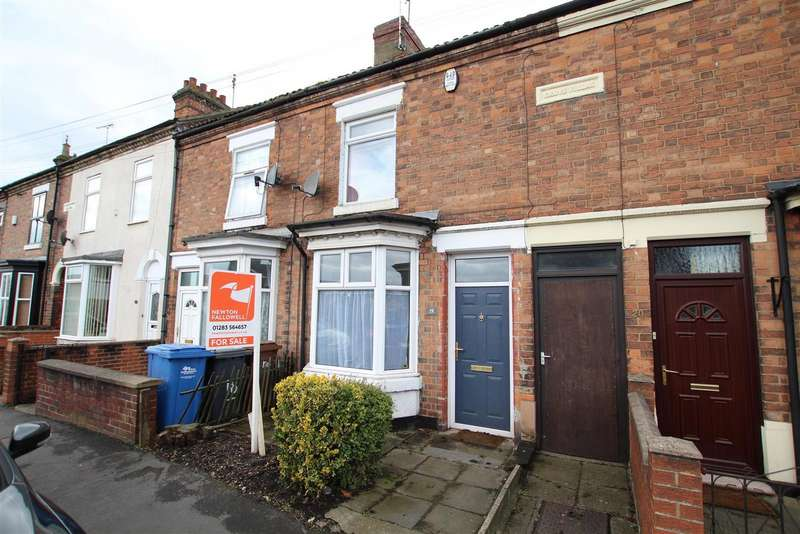 2 Bedrooms Terraced House for sale in Grange Street, Burton