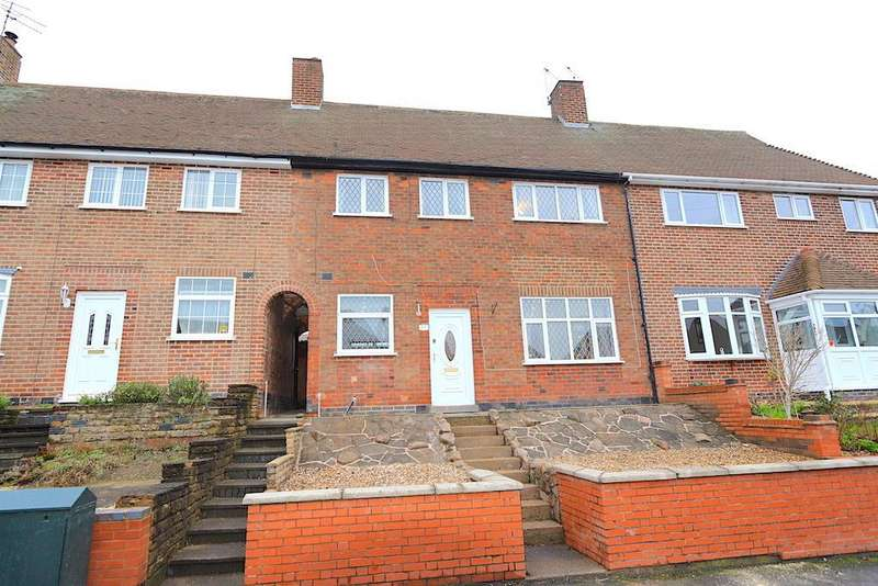 2 Bedrooms Terraced House for sale in Tetuan Road, Leicester