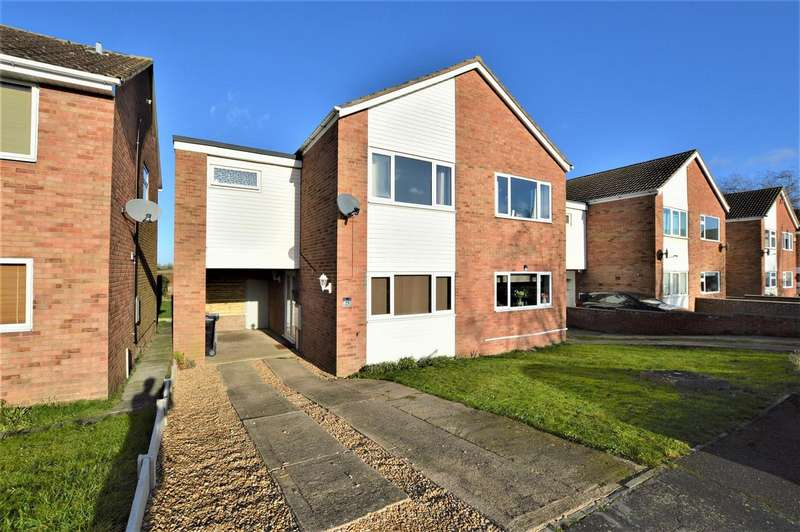 3 Bedrooms Detached House for sale in Airedale Road, Stamford