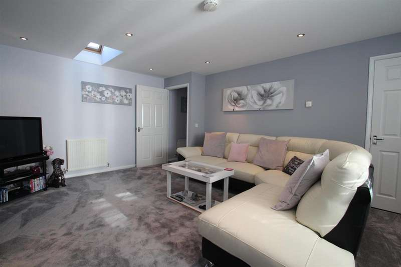 2 Bedrooms Property for sale in Willowbrook Way, Rearsby, Leicester