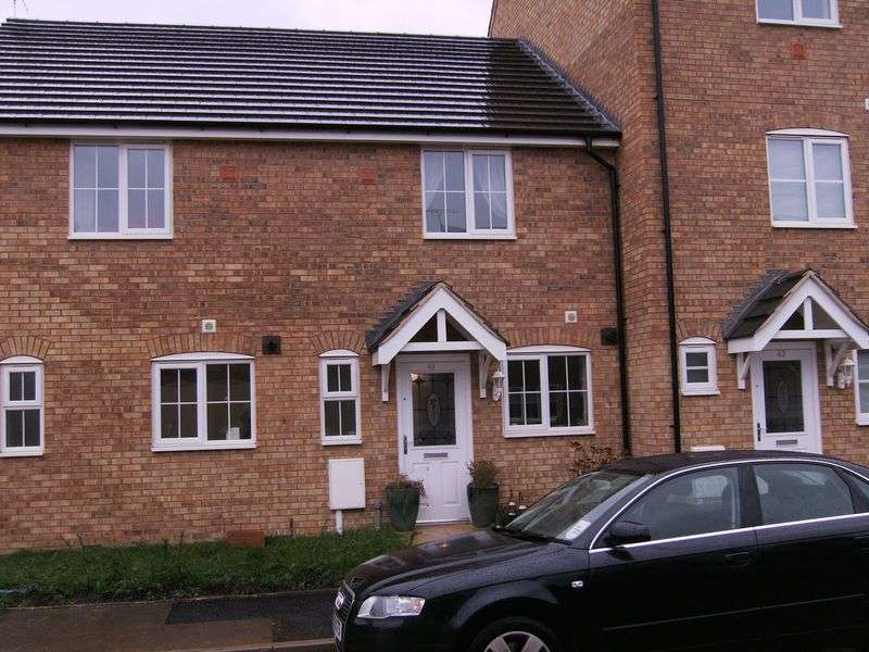 2 Bedrooms Property for rent in Kedleston Road, Grantham