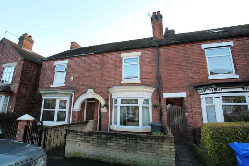 3 Bedrooms Terraced House for sale in Malvern Street, Stapenhill