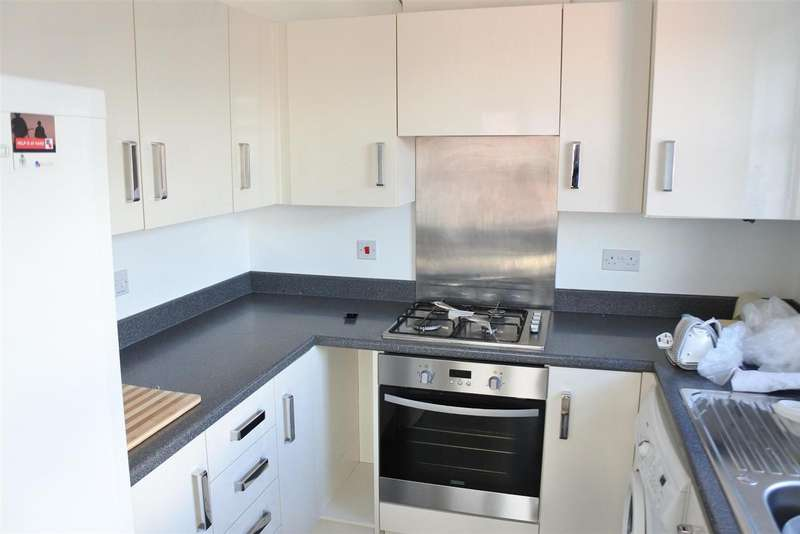 2 Bedrooms Apartment Flat for sale in Hathersage Close, Grantham