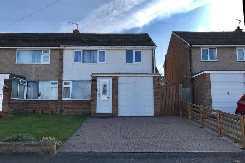 3 Bedrooms Detached House for sale in Denton Rise, Melton Mowbray