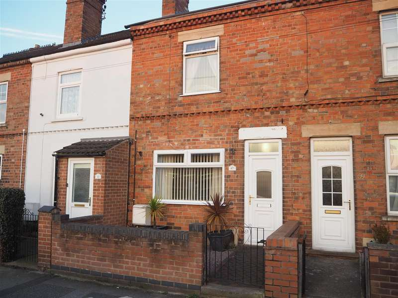 2 Bedrooms Terraced House for sale in London Road, New Balderton, Newark