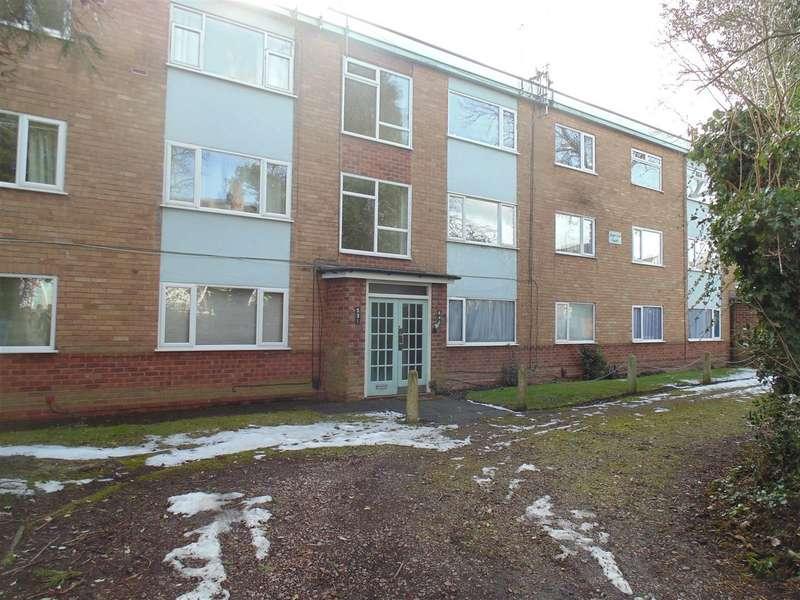 2 Bedrooms Flat for sale in Arthur Road, Moor End Court, Erdington