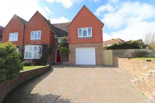 4 Bedrooms Semi Detached House for sale in Victoria Drive, Eastbourne, BN20