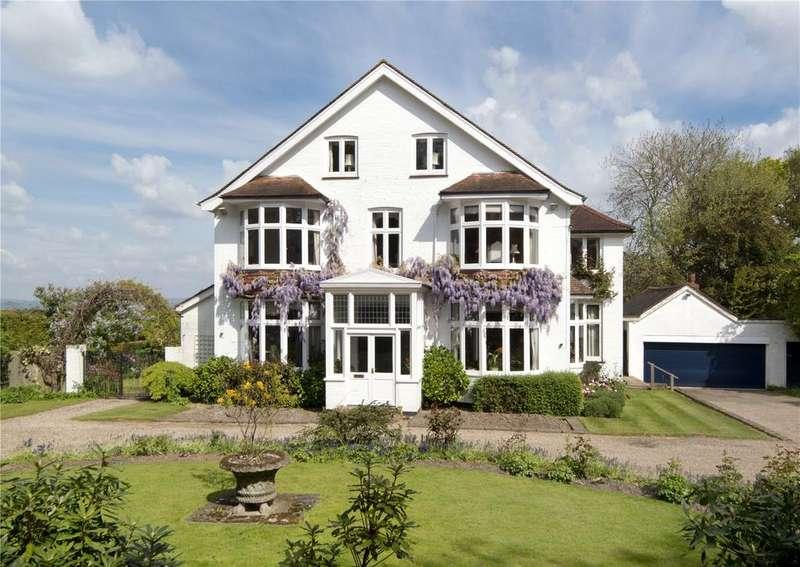 4 Bedrooms Detached House for sale in Cowden Pound Road, Mark Beech, Edenbridge, Kent, TN8