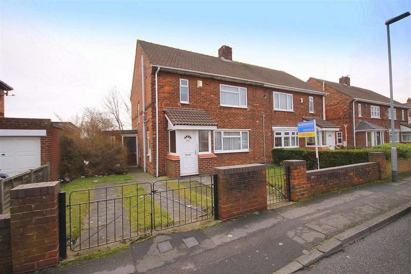3 Bedrooms Semi Detached House for sale in Raby Road, Hartlepool