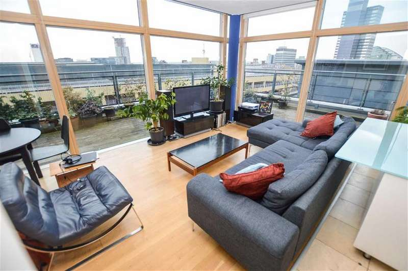 2 Bedrooms Apartment Flat for sale in 23 Church Street, Northern Quarter, Manchester, M4
