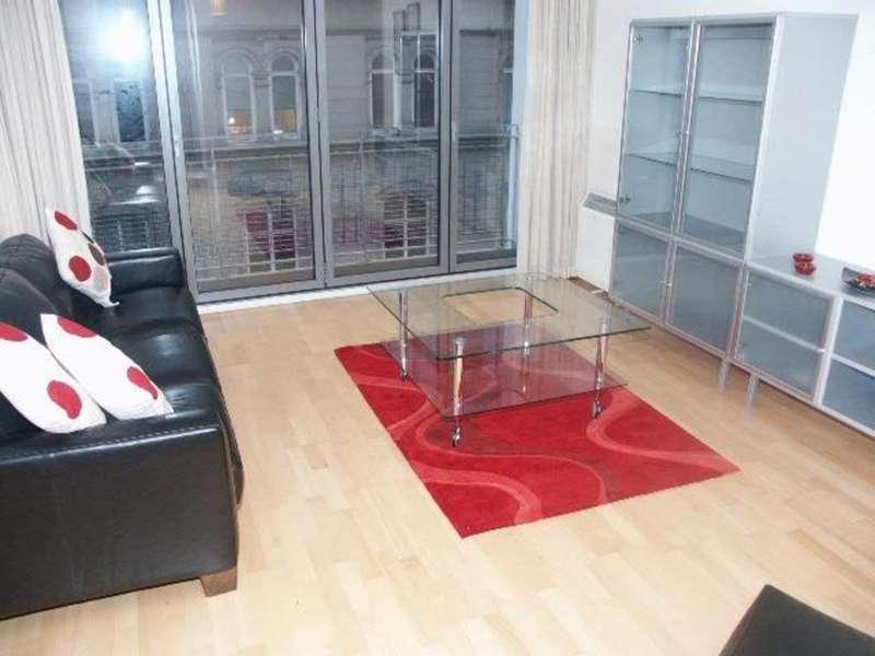 1 Bedroom Apartment Flat for sale in Mercury Building, Aytoun Street, Manchester