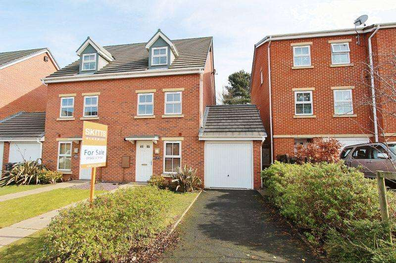 4 Bedrooms House for sale in Catches Drive, Bloxwich Walsall