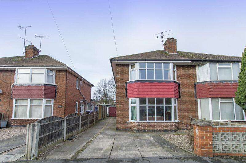 2 Bedrooms Semi Detached House for sale in STENSON AVENUE, SUNNYHILL