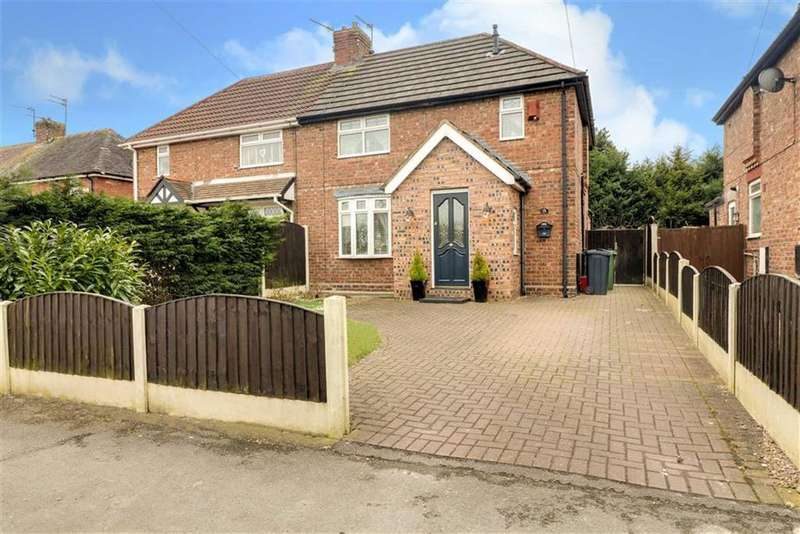 3 Bedrooms Semi Detached House for sale in Overway, Winsford, Cheshire