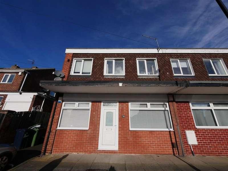 2 Bedrooms Flat for sale in Carlton Crescent, East Herrington, Sunderland