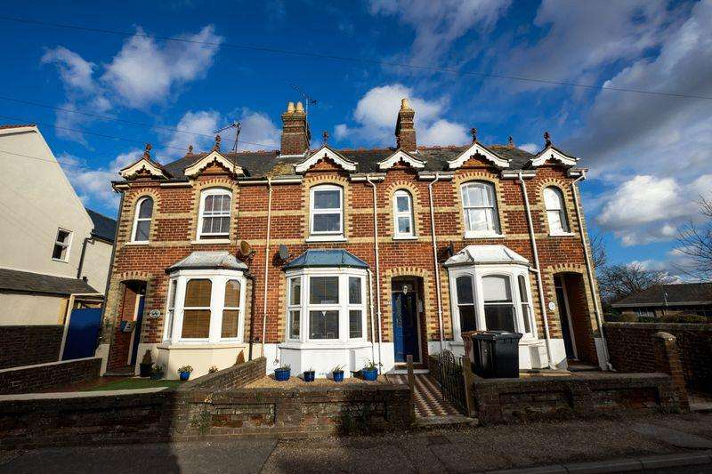 2 Bedrooms Terraced House for sale in Bognor Road, Chichester