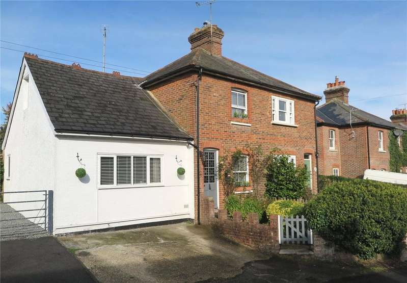 3 Bedrooms Semi Detached House for sale in High Street, Rowledge, Farnham, Surrey, GU10