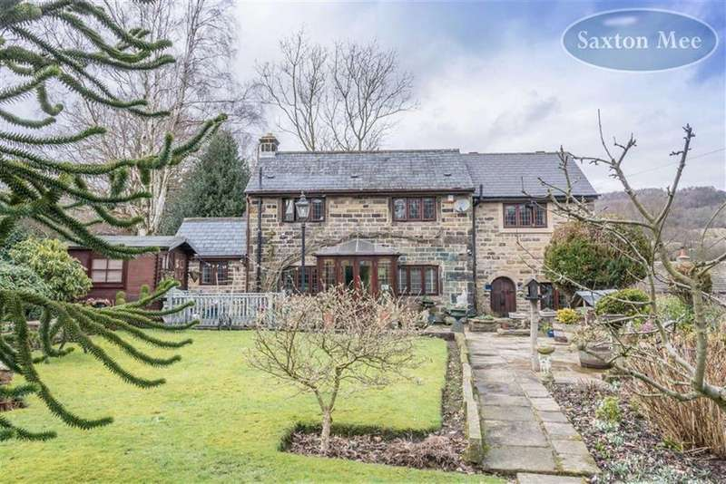 3 Bedrooms Detached House for sale in Main Road, Wharncliffe Side, Sheffield, S35