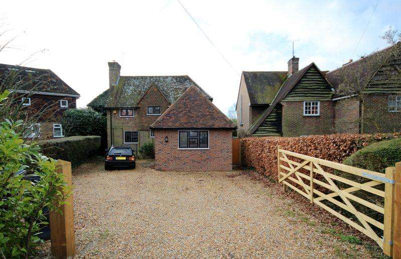 4 Bedrooms Detached House for sale in Summerhill Close, Haywards Heath