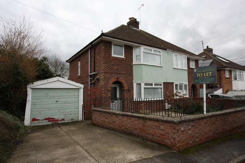 3 Bedrooms Semi Detached House for rent in St Bartholomews Lane, Sudbury