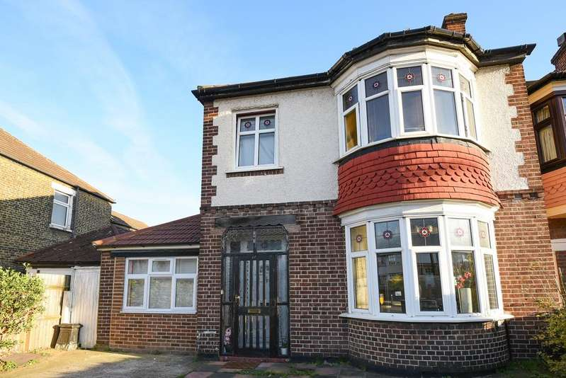 4 Bedrooms End Of Terrace House for sale in Perry Hill Catford SE6