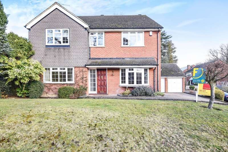 5 Bedrooms Detached House for rent in Fringewood Close, HA6, HA6