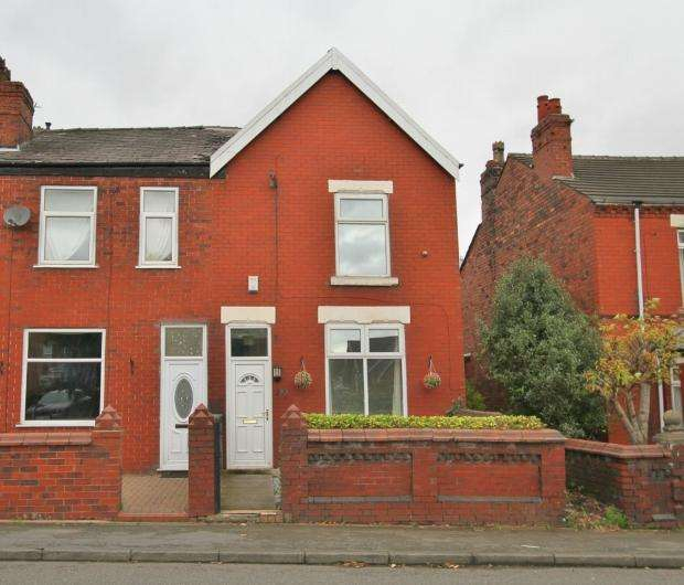 3 Bedrooms End Of Terrace House for rent in Bolton Road Ashton In Makerfield Wigan
