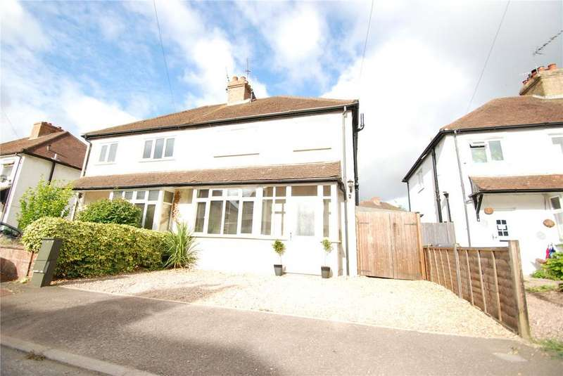 3 Bedrooms Semi Detached House for sale in Franks Road, Guildford, Surrey, GU2