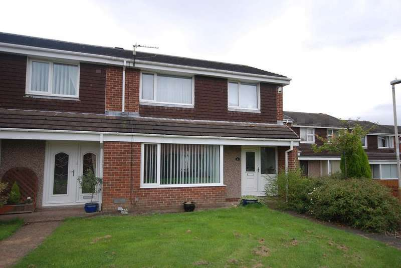 3 Bedrooms Semi Detached House for sale in Mount Road, Birtley