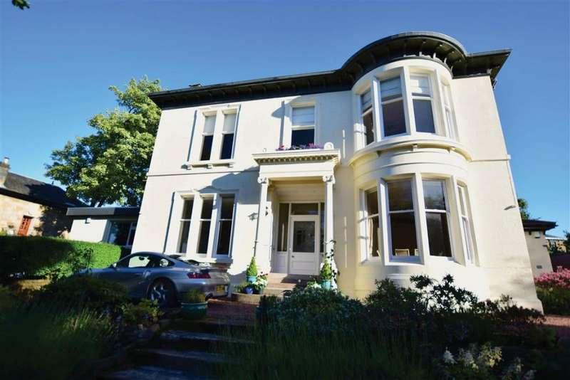 2 Bedrooms Ground Flat for sale in Main Door, Lower Conversion, 355 Albert Drive, Pollokshields, G41 5HP