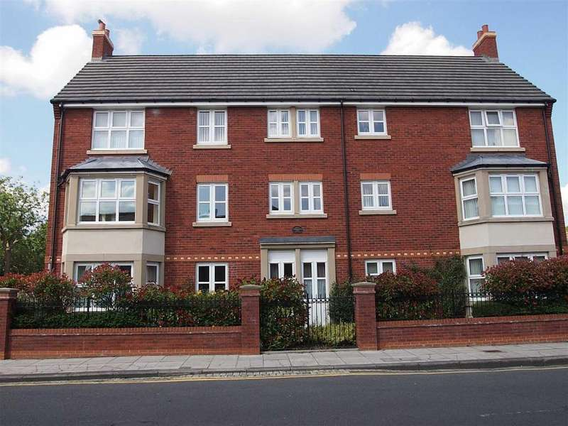 2 Bedrooms Apartment Flat for sale in Fairweather Court, Darlington