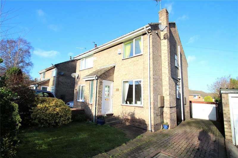 2 Bedrooms Semi Detached House for sale in Millgate, Ackworth, WF7