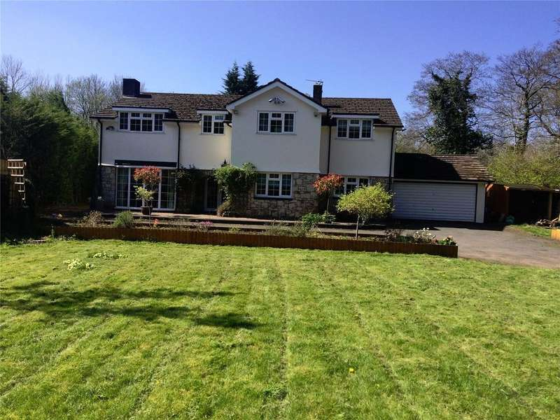 5 Bedrooms Detached House for sale in St. Brides-super-Ely, Cardiff, Vale of Glamorgan, CF5