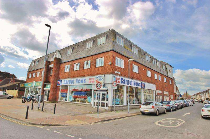 1 Bedroom Apartment Flat for sale in 373 London Road, Portsmouth