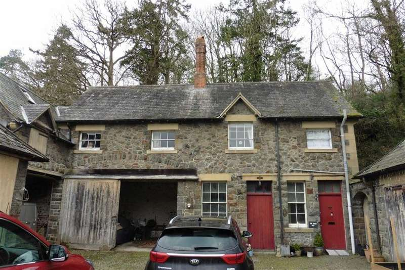 3 Bedrooms Flat for rent in Stable Flat, Coed-y-Maen, Meifod, Powys, SY22