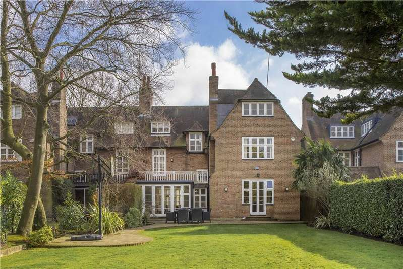 6 Bedrooms Semi Detached House for sale in Reynolds Close, Hampstead Garden Suburb, London, NW11
