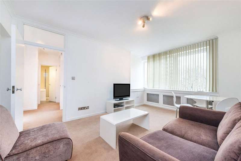 1 Bedroom Flat for sale in Coniston Court, Kendal Street, The Hyde Park Estate, London