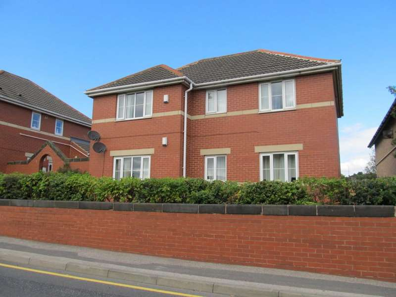 2 Bedrooms Apartment Flat for sale in Chapel Mews, Mapplewell, Barnsley