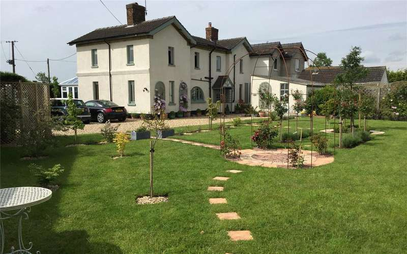 4 Bedrooms House for sale in Gatehouse, Bloxholm, Lincoln, LN4