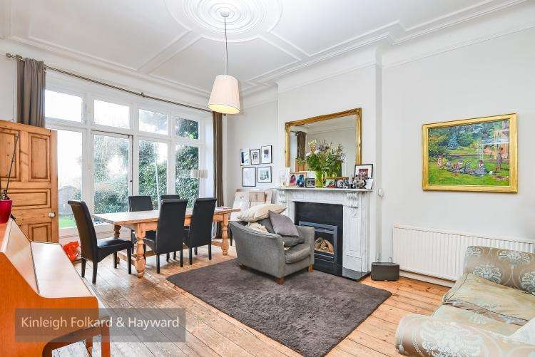 6 Bedrooms House for rent in Church Crescent Muswell Hill N10
