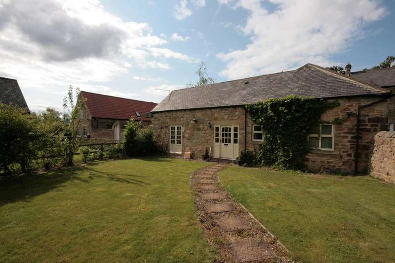 2 Bedrooms Barn Conversion Character Property for sale in Prestwick, Ponteland, Newcastle upon Tyne , NE20