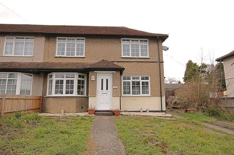 3 Bedrooms Property for sale in 3 bed semi - detached house positioned on a private road on the borders of Stanmore and Hertfordshire.