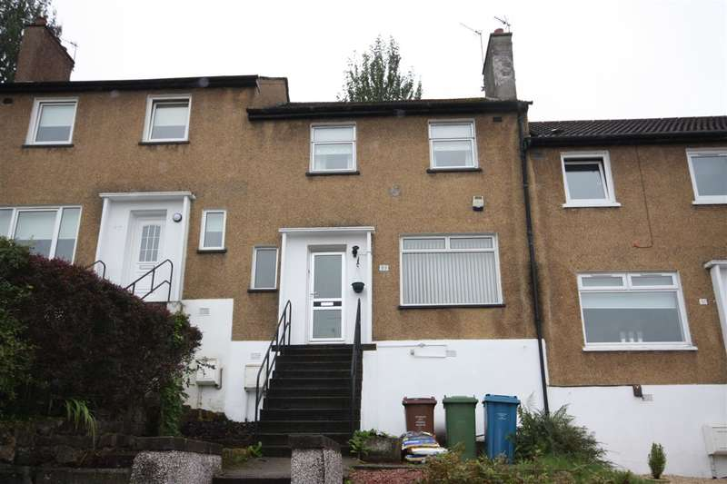 2 Bedrooms Terraced House for rent in Carna Drive, Glasgow